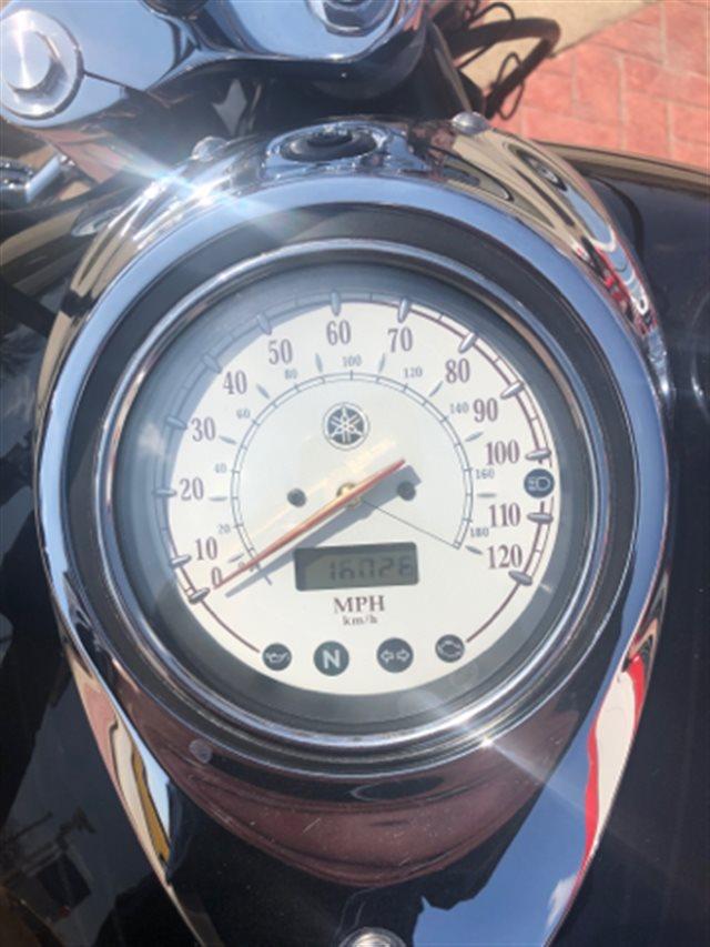 2007 Yamaha VSTAR 1100 CLASSIC at Genthe Honda Powersports, Southgate, MI 48195