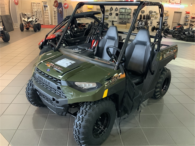 2021 Polaris Ranger 150 EFI at Midland Powersports