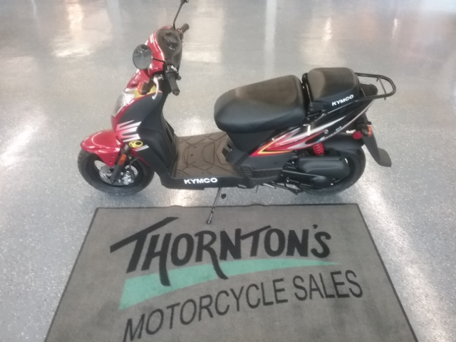 2018 KYMCO Agility 50 at Thornton's Motorcycle - Versailles, IN