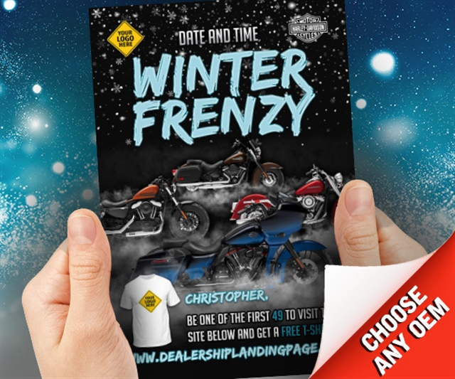 Winter Frenzy Powersports at PSM Marketing - Peachtree City, GA 30269