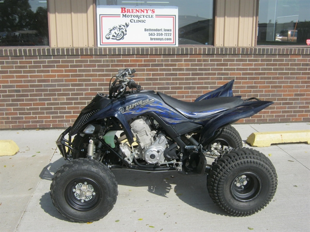 2014 Yamaha Raptor 700R SE at Brenny's Motorcycle Clinic, Bettendorf, IA 52722