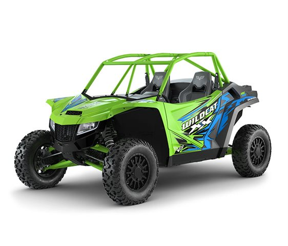 2018 Arctic Cat Wildcat XX at Harsh Outdoors, Eaton, CO 80615