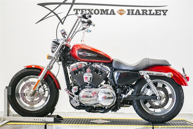 2013 Harley-Davidson Sportster 1200 Custom at Texoma Harley-Davidson