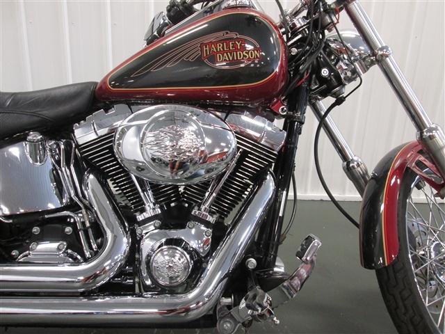 2007 Harley-Davidson Softail Custom Under $10k at Hunter's Moon Harley-Davidson®, Lafayette, IN 47905