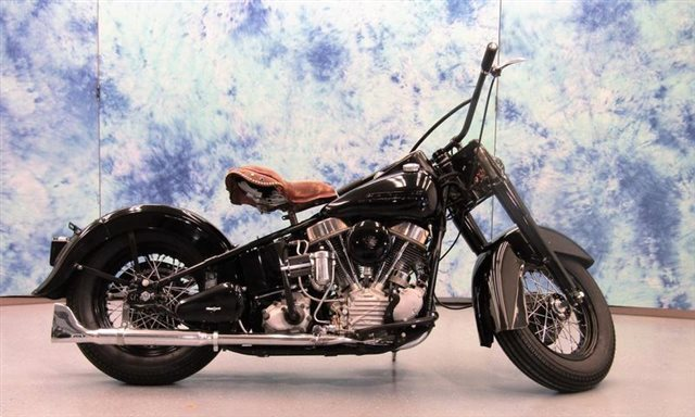 1949 HARLEY-DAVIDSON FL at #1 Cycle Center Harley-Davidson