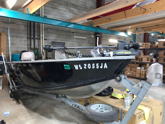 2013 ALUMACRAFT FISHERMAN 160 at Pharo Marine, Waunakee, WI 53597
