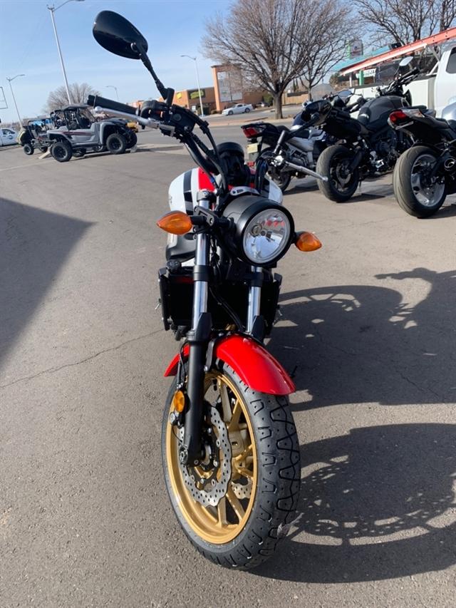 2021 Yamaha XSR 700 at Bobby J's Yamaha, Albuquerque, NM 87110