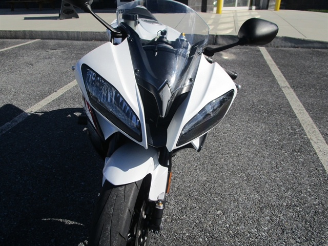 2012 Yamaha YZF R6 at Yamaha Triumph KTM of Camp Hill, Camp Hill, PA 17011