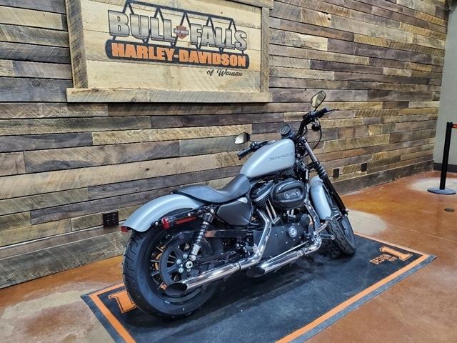 2010 Harley-Davidson Sportster Iron 883 at Bull Falls Harley-Davidson