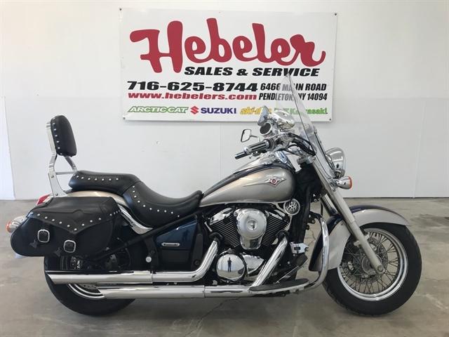 2006 Kawasaki Vulcan 900 Classic LT at Hebeler Sales & Service, Lockport, NY 14094