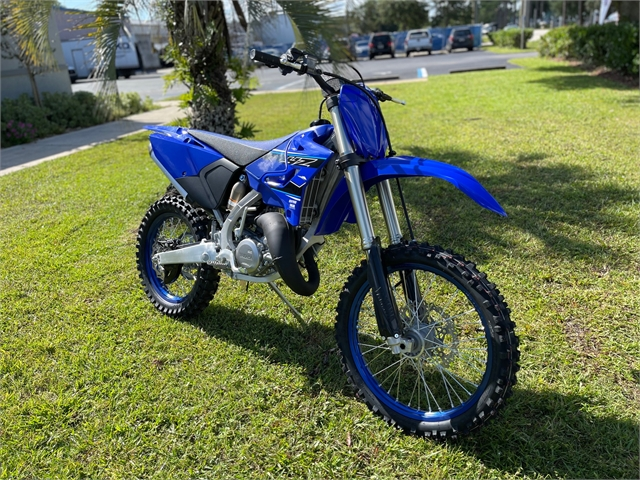 2021 Yamaha YZ 125X at Powersports St. Augustine
