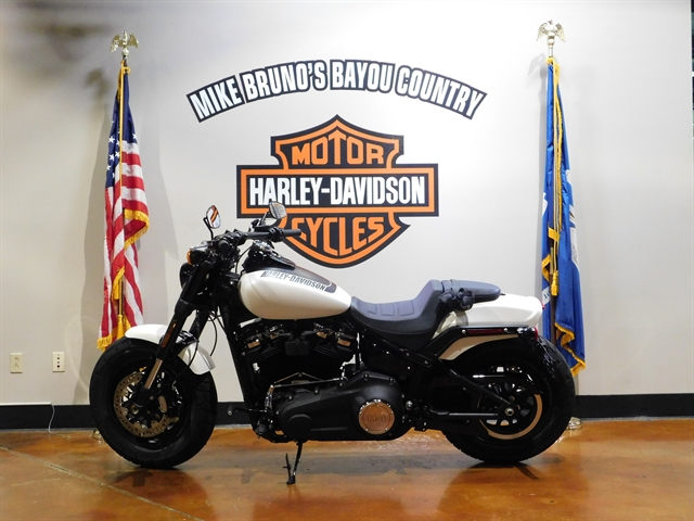2019 Harley-Davidson Softail Fat Bob 114 at Mike Bruno's Bayou Country Harley-Davidson