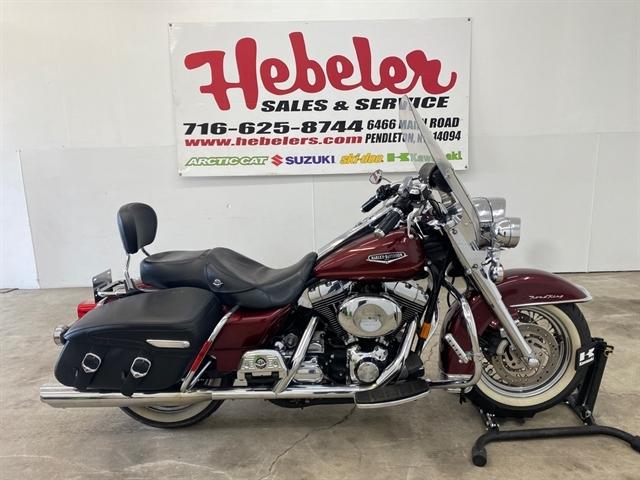2000 Harley Davidson Road King Classic at Hebeler Sales & Service, Lockport, NY 14094