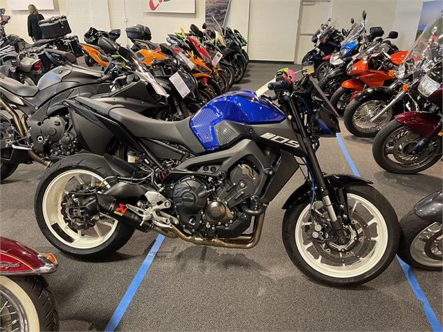 2019 Yamaha MT 09 at Martin Moto