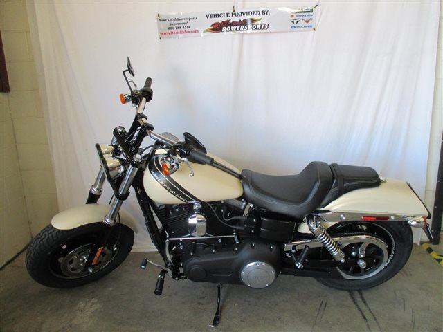 2015 Harley-Davidson Dyna Fat Bob at Rod's Ride On Powersports, La Crosse, WI 54601