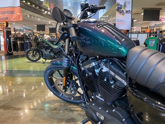 2021 Harley-Davidson Street XL 883N Iron 883 at Carlton Harley-Davidson®
