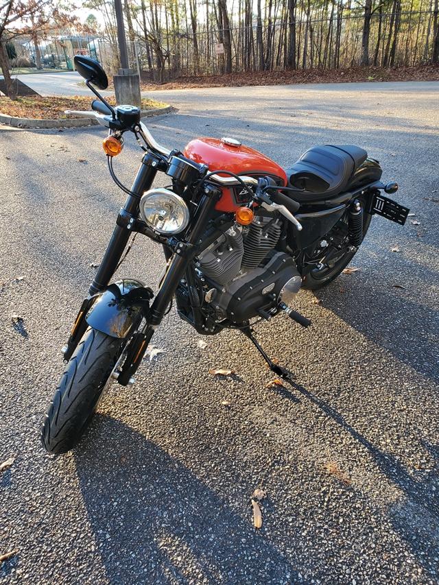 2020 Harley-Davidson Sportster Roadster at Hampton Roads Harley-Davidson