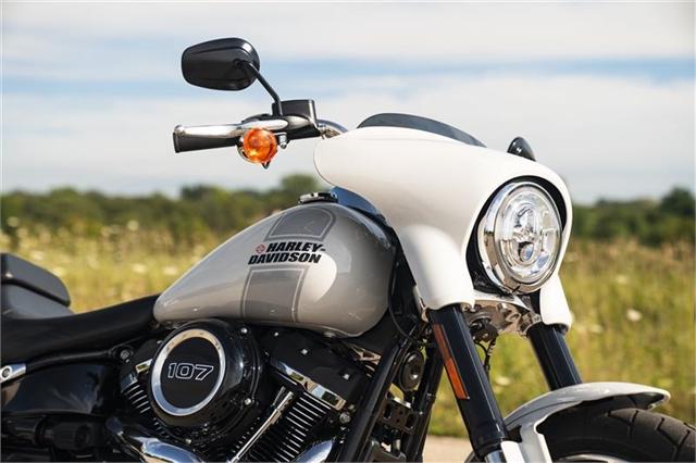 2021 Harley-Davidson Cruiser FLSB Sport Glide at Thunder Harley-Davidson
