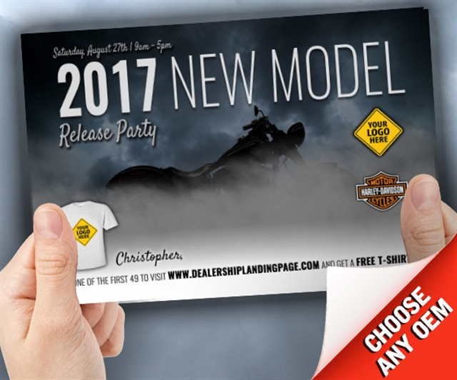 2018 ANYTIME New Model Release Powersports at PSM Marketing - Peachtree City, GA 30269