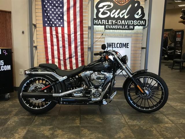 2017 Harley-Davidson Softail Breakout at Bud's Harley-Davidson