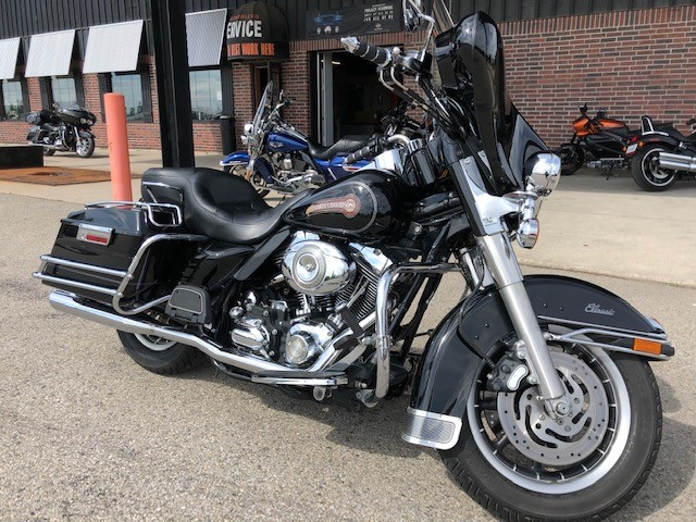 2007 Harley-Davidson Electra Glide Classic at Rocky's Harley-Davidson