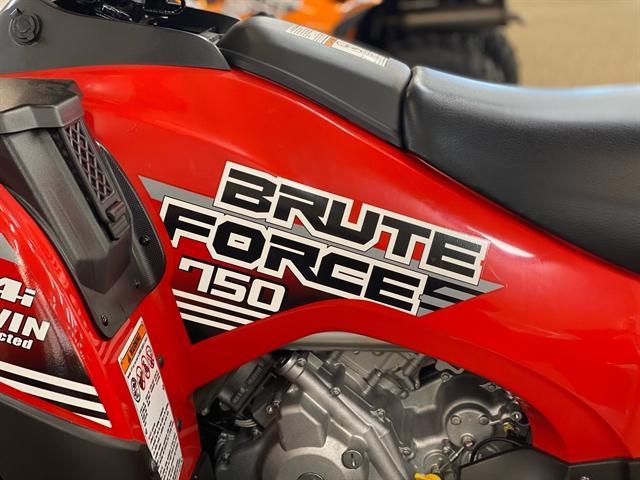 2020 Kawasaki Brute Force 750 4x4i at Columbia Powersports Supercenter