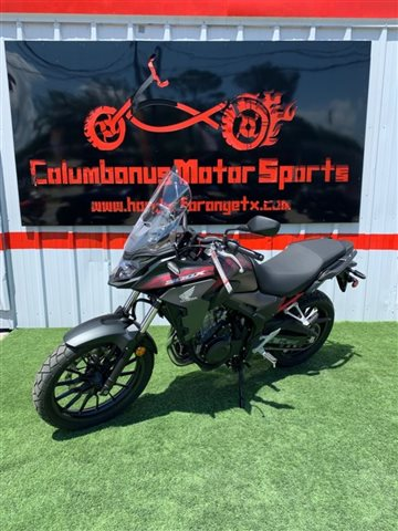 2021 Honda CB500X ABS ABS at Columbanus Motor Sports, LLC