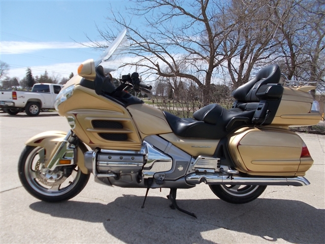 2006 Honda Gold Wing Audio / Comfort at Nishna Valley Cycle, Atlantic, IA 50022