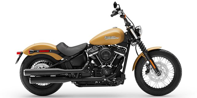 2019 Harley-Davidson Softail Street Bob at Mike Bruno's Bayou Country Harley-Davidson