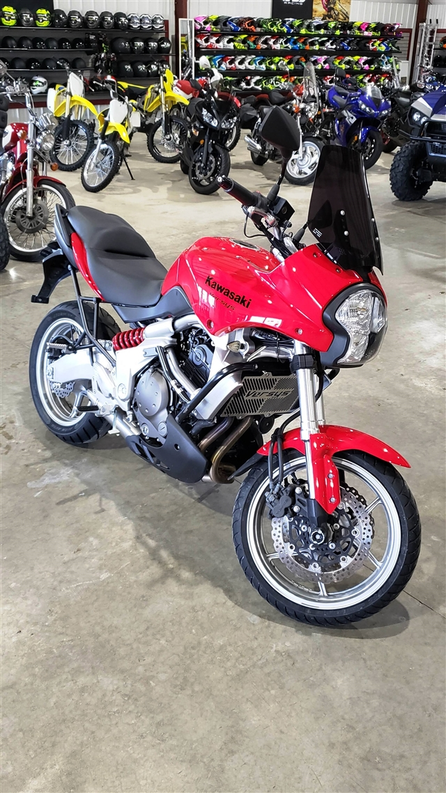 2008 Kawasaki Versys Base at Lincoln Power Sports, Moscow Mills, MO 63362