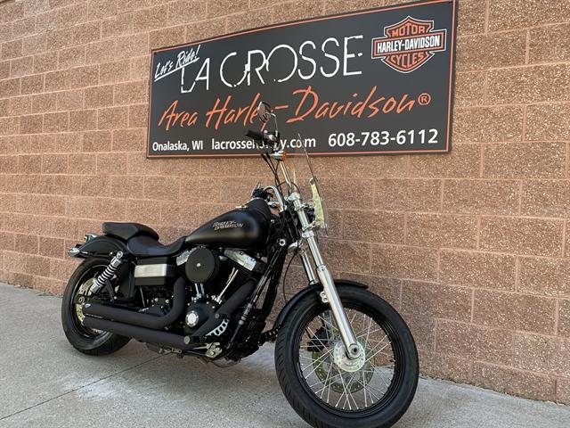 2011 Harley-Davidson Dyna Glide Street Bob at La Crosse Area Harley-Davidson, Onalaska, WI 54650