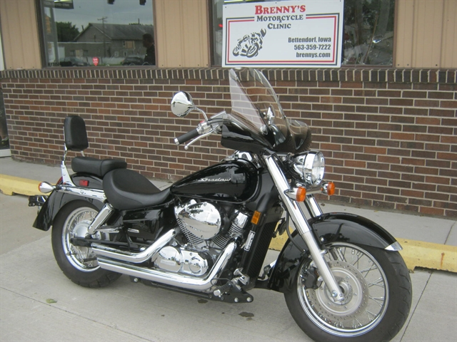 2013 Honda VT750 Shadow Aero at Brenny's Motorcycle Clinic, Bettendorf, IA 52722