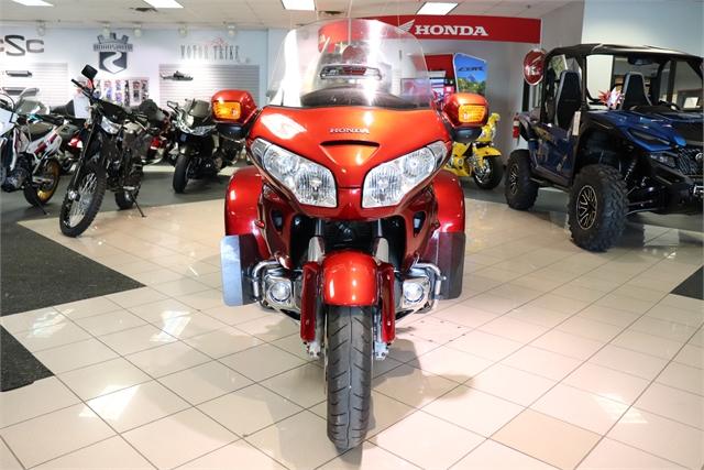 2010 Honda Gold Wing Audio / Comfort at Used Bikes Direct
