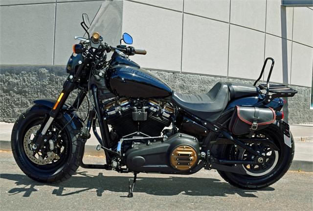 2018 Harley-Davidson Softail Fat Bob at Buddy Stubbs Arizona Harley-Davidson