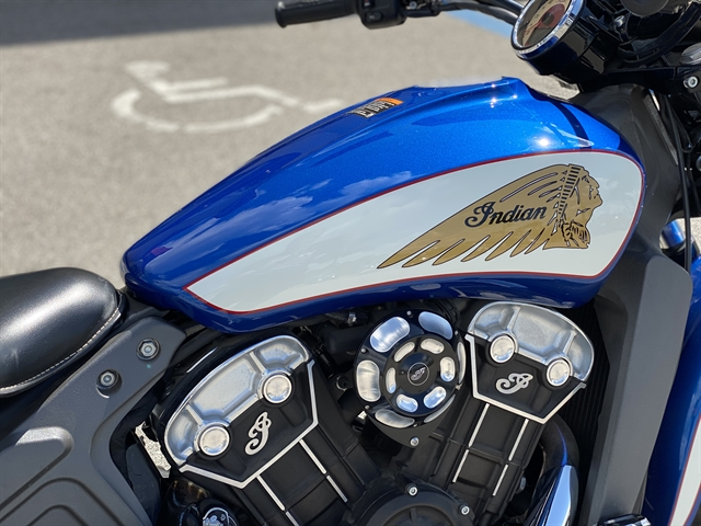 2016 Indian Scout Base at Fort Myers