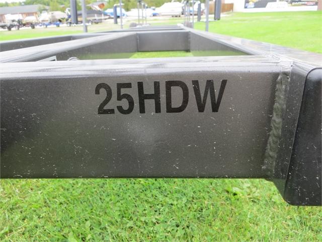 2022 Trophy Pontoon 25 HD 47 wide at Fort Fremont Marine