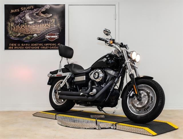 2008 Harley-Davidson Dyna Glide Fat Bob at Mike Bruno's Northshore Harley-Davidson