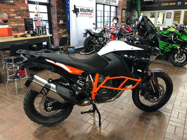 2020 KTM Super Adventure 1290 R at Wild West Motoplex