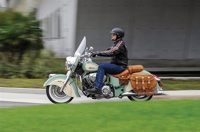 2016 Indian Chief Vintage at Wild West Motoplex