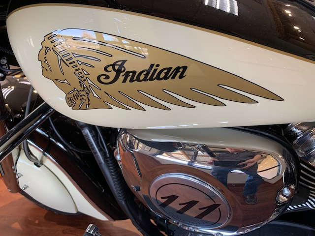 2019 Indian Chieftain Classic at Got Gear Motorsports