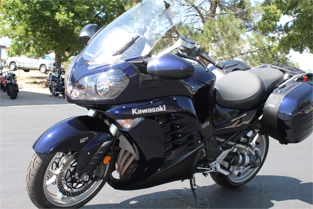 2010 Kawasaki Concours 14 ABS at Aces Motorcycles - Fort Collins