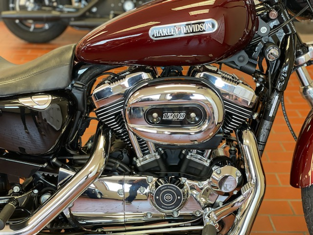 2008 Harley-Davidson Sportster 1200 Low at Rooster's Harley Davidson