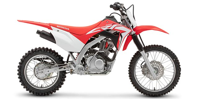 2021 Honda CRF 125F at Interstate Honda