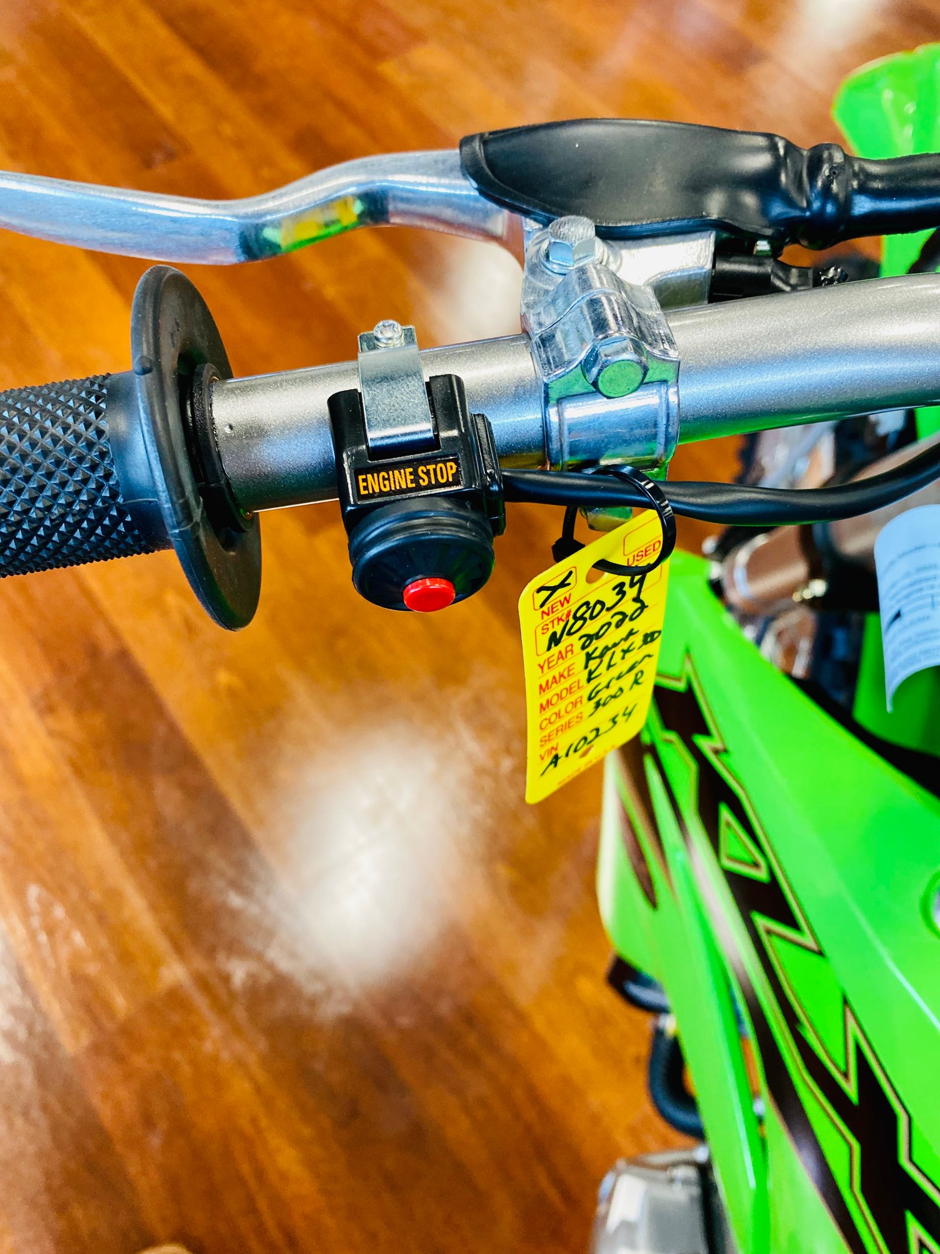 2022 Kawasaki KLX 300R at Rod's Ride On Powersports