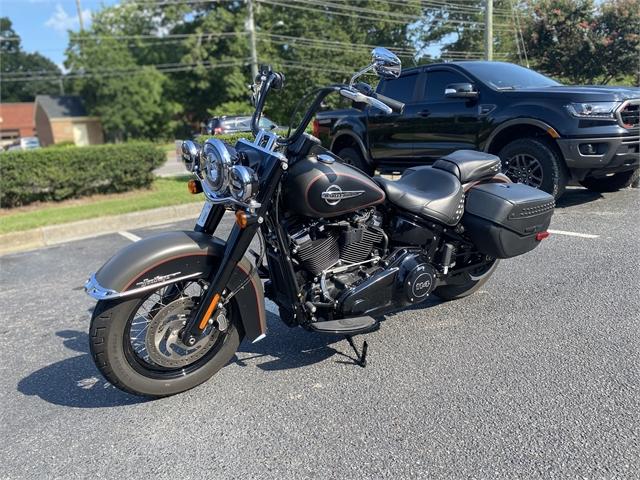 2018 Harley-Davidson Softail Heritage Classic 114 at Southside Harley-Davidson