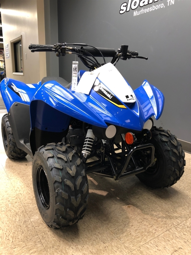 2021 Kawasaki KFX 50 at Sloans Motorcycle ATV, Murfreesboro, TN, 37129