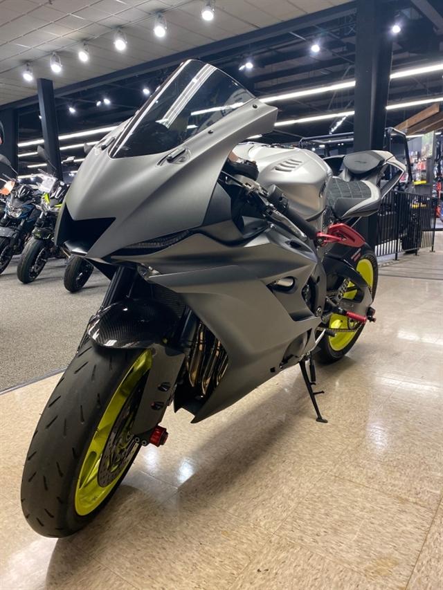 2017 Yamaha YZF R6 at Sloans Motorcycle ATV, Murfreesboro, TN, 37129