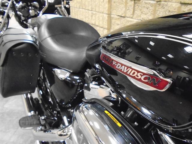 2008 Harley-Davidson Sportster 1200 Custom at Waukon Harley-Davidson, Waukon, IA 52172