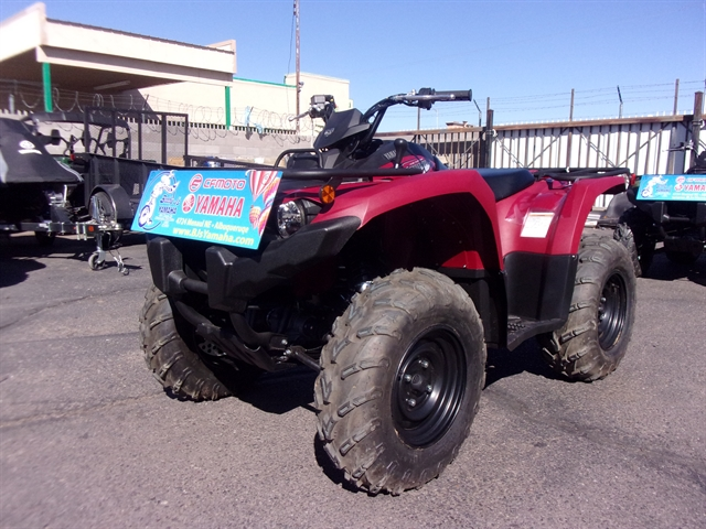 2020 Yamaha Kodiak 450 at Bobby J's Yamaha, Albuquerque, NM 87110