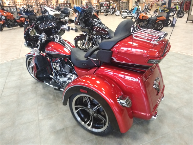 2021 Harley-Davidson Trike CVO Tri Glide Ultra at M & S Harley-Davidson